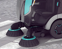City sweeper