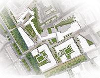 Urban Masterplanning & visualisation