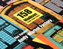 158 Madison (Former Warhol Factory) Brochure