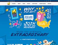 POPART - Gourmet popcorn