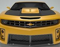 Chevrolet Camaro - BumbleBee Tribute