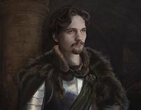Renaissance Portrait B