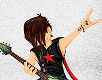 Navidad Rocker