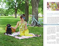 Editorial - Kansas Couture blogger