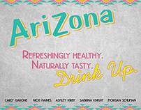 Advertising Plan: AriZona