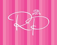 Identidade visual - Loja Rosa Pri