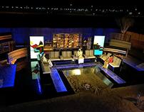 Al Dhafrah Studio for Baynounah TV