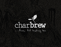 Charbrew packaging redesign