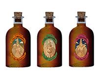 Rum Labels