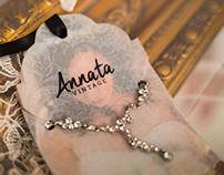Annata Vintage Clothing Tags