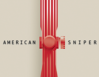 AMERICAN SNIPER 2014 Vector tribute