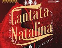 Cantata Natalina da AABB de Pedreiras-MA.