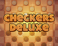 Checkers - windows game
