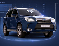 Subaru Forester online