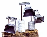 Iron Speaker for Smartphones