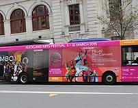 Arts Festival Bus
