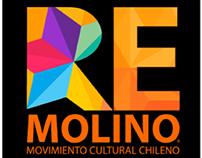 Logo de Contenido digital audiovisual.