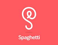 Spaghetti - Branding concept two
