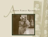 Ankeny Family Recipes