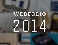 Webfolio 2014