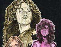 """""""Led Zeppelin"""" for Rolling Stone Spain"""
