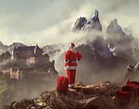 Santa's Vacation