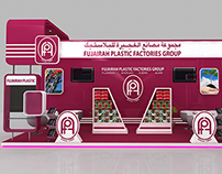 Fujairah Plastic Factories Group 8x3m