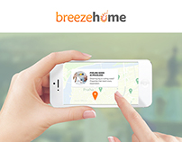 Breezehome - coming soon squeeze page