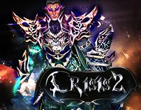 CRISIS2 - [Website + Thread Design + Launcher + Misc]