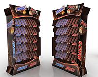 Snickers & Mars Gondola & FSU