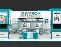 Trivitron 12 x8m