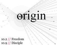 """Discovery Church - """"Origin"""" Series"""