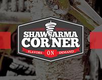 Shawarma Corner - Branding&Interior design