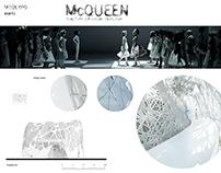 Alexander McQueen: Reaction Diffusion Pavillion