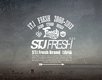 STJ Fresh 2013全新企劃 Fresh my life