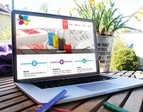Pro Colours Inks Website