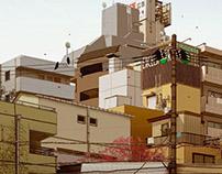 Tokyo Moods
