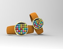"Wearable Technology ""Samsung Watch"" Ripple"