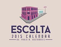 Escolta 2015 Calendar