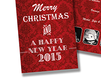 Christmas - New Year greetings