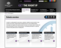 Webtools for IP Australia
