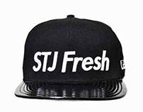 STJ Fresh 2013 Logo snapback