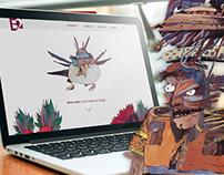 Website Atelier B2