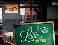 Folder - Bendito Bistrô Café