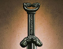 Ancient Scythian Dagger