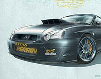 Matt's 04 Subaru WRX STI