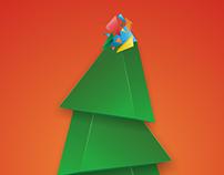 Merry Christmas wishes studio WatiGraf