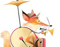 One Fox Band