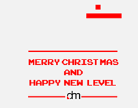 Merry Christmas and Happy New Level
