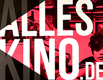 Corporate Design Launch ALLESKINO.DE
